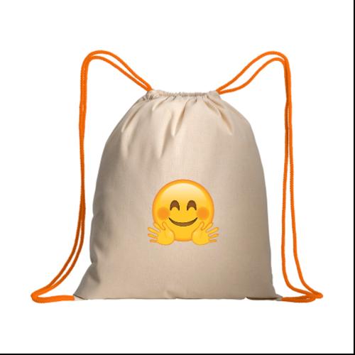 Zainetto Emoji-hugging